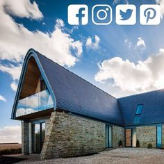 Adrian James Architects can now be followed via social media; add us on Twitter, Facebook and Pinterest for latest news, project updates and more. #Architecture #Oxford