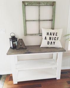 Rustic Modern Custom Built Kitchen And Living Room Furniture