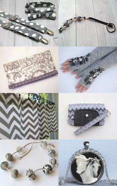 16 shades of gray by Lori on Etsy--Pinned with TreasuryPin.com