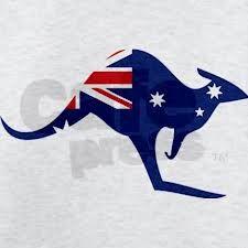 australian flag on kangaroo Jewelry Illustration, Illustration Art, Australian Christmas Cards, Happy Australia Day, Australian Flags, Pattern Photography, My Land, Designer Wallpaper, Textures Patterns