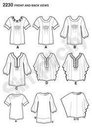 Ideas de túnicas