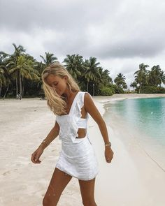 Wanderfullyrylie white sundress, white dress summer, mom outfits, white out Summer Outfits, Cute Outfits, Beach Outfits, Mom Outfits, Dress Summer, Trendy Swimwear, Look Cool, Summer Vibes, Spring Summer Fashion