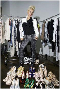Gwen Stefani & L.A.M.B. (!!) Love~