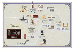 Pottermore & TimeOut London Created the Ultimate Harry Potter Walking Tour — Design News
