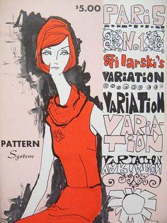 Vintage 1964 Pattern