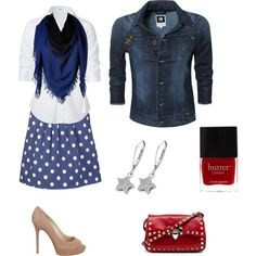American as Apple Pie, created by valster.polyvore.com