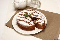 Ora aqui está um bolo que está na moda! :D Com riscas, este bolo zebra vai ser um sucesso à mesa! ;)