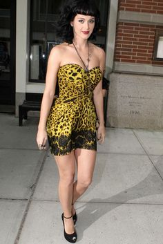 136332cf0d96 35 Best Celebrities in Leopard Print images | Celebrity look ...
