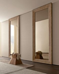Amazing Sliding Door Wardrobe Design Ideas Built-in wardrobes offer convenience to many households. A built-in wardrobe saves up a lot of space and gives your home … Sliding Door Wardrobe Designs, Wardrobe Doors, Built In Wardrobe, Wardrobe Closet, Diy Closet System, Hanging Barn Doors, Mirror Door, Interior Barn Doors, Contemporary Decor