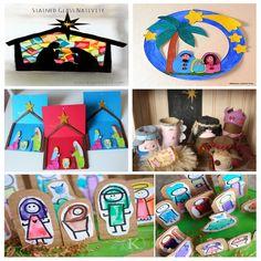Mejores 83 Imagenes De Manualidades Preescolar En Pinterest En 2018 - Manualidades-de-navidad-para-nios-de-preescolar