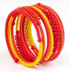 "Mahatsara // Bracelet ""Spiral"""