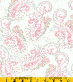 Keepsake Calico™ Cotton Fabric-Bed