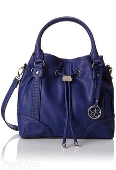 Jessica Simpson Erica Drawstring Shoulder Handbag