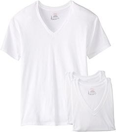 bec177c7348 hands down THE BEST white v-neck t-shirt I have ever owned. I buy ...