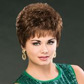 The Tally Wig by Basics brand is available now at The Wig Company. Order by EST Monday - Friday for Same Day Shipping! Short Pixie Wigs, Short Permed Hair, Short Pixie Haircuts, Permed Hairstyles, Long Hair Cuts, Hair Styles For Women Over 50, Short Hair With Layers, Curly Hair Styles, Short Hair