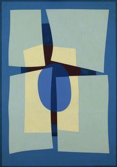 Emilio Pettoruti - Farfalla, 1959