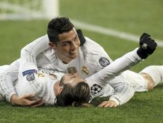 """CRISTIANO RONALDO ADMIT, GARETH BALE WILL BE REAL MADRID MAN "" GOODNIGHT  Photos from Google"