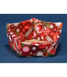 Kosz prezentowy świąteczny kmw 27 - Opakowania kartonowe, producent