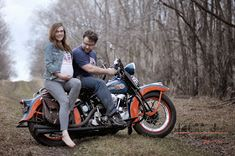 Maternity Photography / Harley / expecting mom / motorcycle / photography  jaceej Photography: Brittney + Matt {Maternity}
