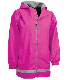 3ca11a1ba Youth New Englander Rain Jacket Waterproof Rain Jacket