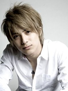 Yonehara Kousuke (米原 幸佑) - Japanese vocalist and actor currently part of the J-pop group Run & Gun.