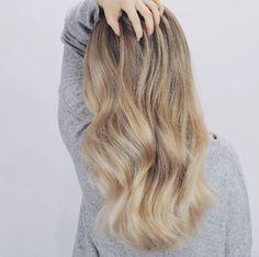 Dark to light blonde by Kayley Melissa