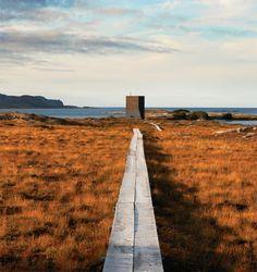 Fogo Island, Tower Studio, nfld