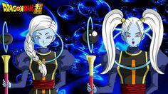 Dragon ball super anjo universo 10 e 11 Dragon Ball, Fictional Characters, Art, Angels, Maids, Coins, Universe, Art Background, Kunst