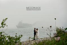 Wedding on Mackinac Island. -image by McCoyMade 2014- #MackinacIslandWedding #McCoyMadePhotography #rainydaywedding #NorthernMichiganWedding #PureMichganWedding