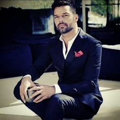 Ricky Martin - for more fashion inspiration and style tips check out…