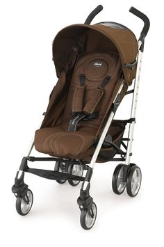 Chicco LiteWay Stroller - Glamour Special Edition. Need it. Leather fabric covering obviously ...