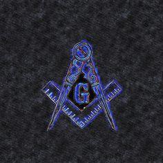 Painting - Freemason, Mason, Masonic Symbolism by Esoterica Art Agency , Masonic Art, Masonic Symbols, Freemason Tattoo, Freemasonry, Illuminati, Occult, Signs, Flags, Snake