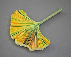 Paper Ginkgo Leaf - Judith+Rolfe