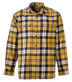 Take hard work head on in the redhead bear creek flannel for Redhead bear creek flannel shirt