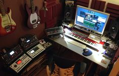 This is my corner for meditation ) [image] Two tier custom cheeks [image] Meditation Images, Studio Equipment, Gears, Music, Pictures, Corner, Inspiration, Musica, Photos