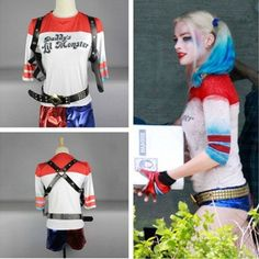 Suicide Squad Harley Quinn Daddy's Lil Monster Shirt