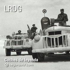 LRDG Coches de Leyenda #MundoSegurnauta #Segurnauta #SegurosDeAutomovil #Coches #Seguros #Automovil