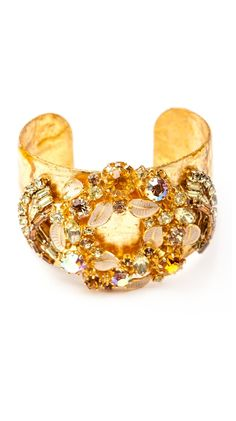 Merle Vintage Cuff by Evocateur