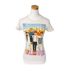 One Direction Summer Love T-Shirt