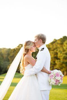 spring wedding | Robyn Van Dyke