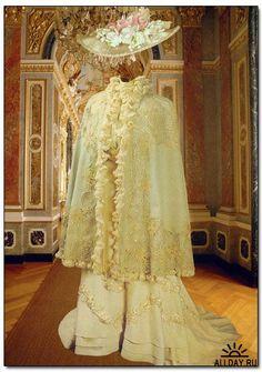 Victorian suit