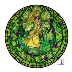 Jane Porter Stained Glass Window ❤ liked on Polyvore featuring home, home decor, disney, characters, backgrounds, jane, tarzan, turkish home decor, disney home decor and windows stained glass
