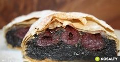 Strudel, Cake Cookies, Deserts, Cooking Recipes, Sweets, Beef, Baking, Ethnic Recipes, Food