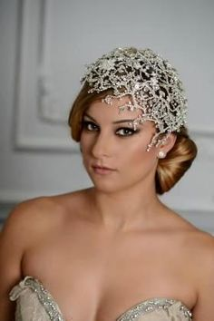 Elegant Wedding Hair, Timeless Wedding, Headpiece Wedding, Bridal Headpieces, Buddhist Wedding, Wedding Shit, Wedding Ideas, Wedding Stuff, Dream Wedding