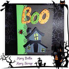 Kory B. Mini Álbum Halloween