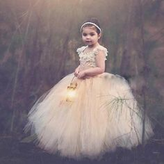 Beautiful Wedding Party Pageant Girl Clothing Puffy Comunion