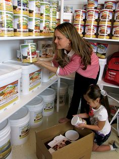 How to Best Store Your Food Storage | The ReadyBlog
