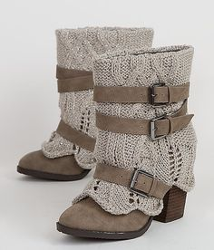 Naughty Monkey Sweat Me Boot! I bought these today and I love them!!!!