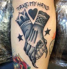 Fuck yeah traditional tattoos!   Sway - Leeds, England