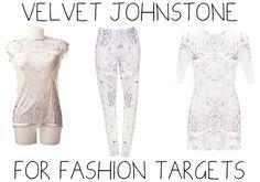 Velvet Johnstone Collaborates With Fashion Targets